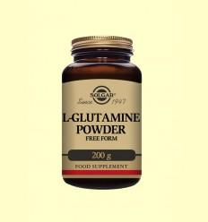 OFERTA-30% - L-Glutamina en pols - Solgar - 200 grams