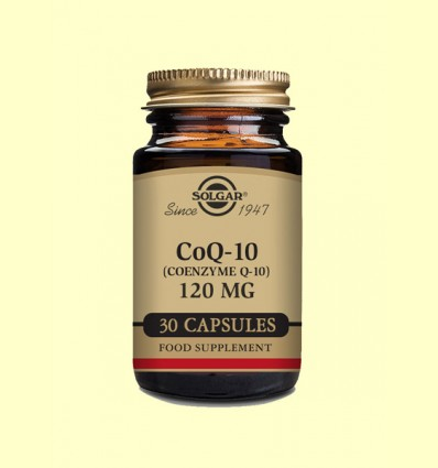 Coenzim Co Q-10 - 120 mg - Solgar - 30 càpsules