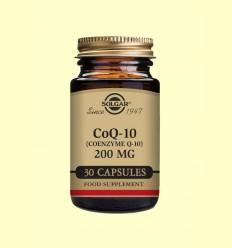 Coenzim Co Q-10 - 200 mg - Solgar - 30 càpsules