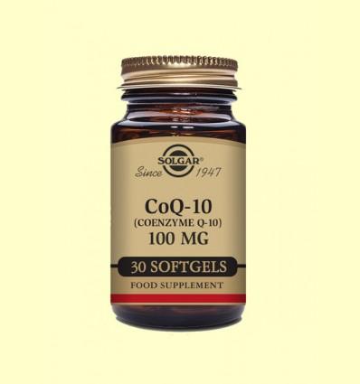 Coenzim Co Q-10 - 100 mg - Solgar - 30 càpsules