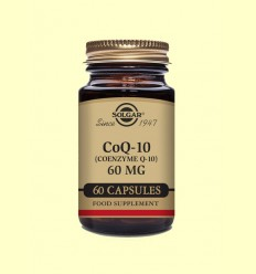 Coenzim Co Q-10 - 60 mg - Solgar - 60 càpsules *