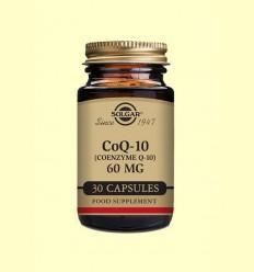 Coenzim Co Q-10 - 60 mg - Solgar - 30 càpsules