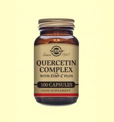 Quercitina Complex - Vitamina C - Solgar - 100 càpsules vegetals