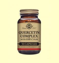 Quercitina Complex - Vitamina C - Solgar - 50 càpsules vegetals
