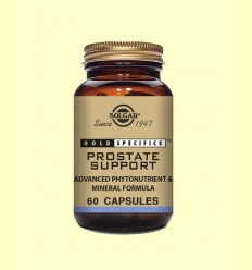 Pròstata Support - Solgar - 60 càpsules vegetals *