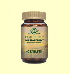 Earth Source - multinutriente amb base nutritiva - Solgar - 60 comprimits *