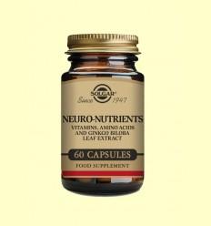 Neuro Nutrients - Solgar - 60 càpsules