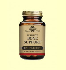 Ultimate Bone Support Calci Complex Avançat - Solgar - 120 comprimits