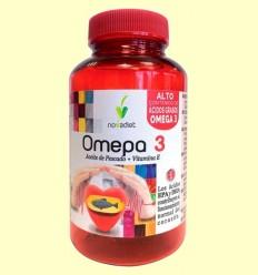 Omepa 3 - Novadiet - 90 càpsules
