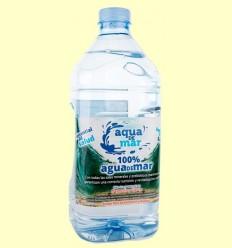 Aigua de Mar hipertònica - Aqua de Mar - 2 litres