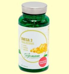 Omega 3 - Naturlider - 60 càpsules