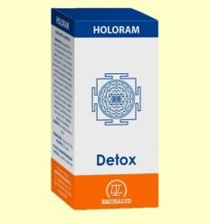 Holoram Detox - Equisalud - 60 càpsules