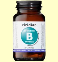 Co-enzyme B Complex - Viridian - 30 Càpsules