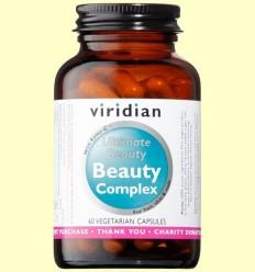 Beauty Complex - Pel Pell i ungles - Viridian - 60 Càpsules