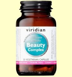 Beauty Complex - Pel Pell i ungles - Viridian - 30 Càpsules