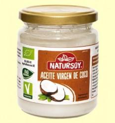 Oli de Coco - Natursoy - 200 grams
