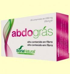 Abdográs - Greix Abdominal - Soria Natural - 28 comprimits