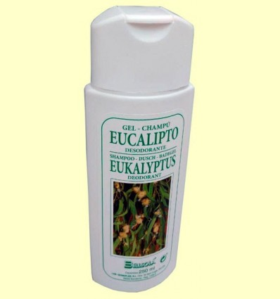 Gel Xampú Eucaliptus - Bellsolá - 250 ml