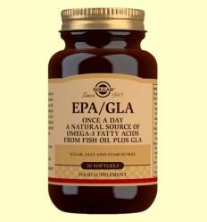 EPA / GLA (Una al Dia) - Solgar - 30 càpsules toves