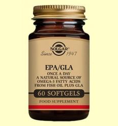 EPA / GLA Una al Dia - Solgar - 60 càpsules toves