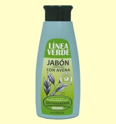 sabó Corporal - Línea Verde - 400 ml