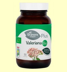 valeriana Bio - El Granero - 90 Càpsules