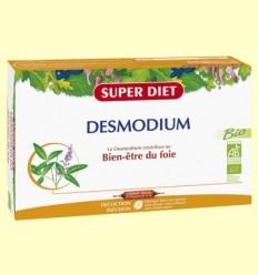 Desmodium Bio - Ajuda al Fetge - Super Diet - 20 ampolles