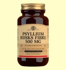 Fibra de Closca de Psyllium 500 mg - Fibra - Solgar - 200 càpsules
