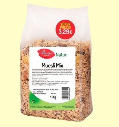 Muesli Mix - El Granero - 1 kg