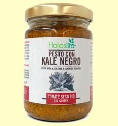Pesto Kale Negre i Tomàquet Sec Bio - Holoslife - 130 grams