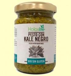Pesto Kale Negre Bio - Holoslife - 130 grams