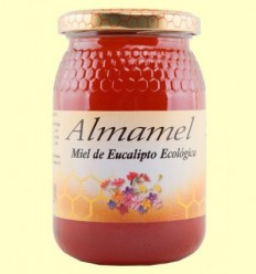 Mel d'Eucaliptus Bio - Almamel - 500 grams