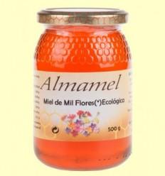 Mel de Mil Flors Bio - Almamel - 500 grams