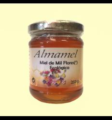 Mel de Mil Flors Bio - Almamel - 250 grams
