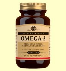 Omega 3 d'Alta Concentració - Solgar - 30 càpsules toves