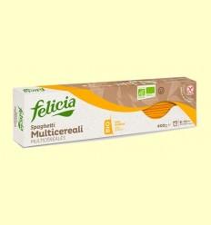 Espaguetis Multicereals Bio - Felicia - 400 grams