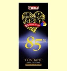 Xocolata 85% Cacau Zero - Torras - 100 grams