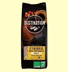Cafè Mòlt Etiòpia Moka 100% Aràbica Bio - Destination - 250 grams