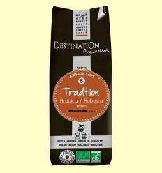 Cafè Mòlt Tradició Aràbiga Robusta Bio - Destination - 250 grams