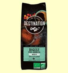 Cafè Mòlt Digestiu 100% Aràbica Bio - Destination - 250 grams