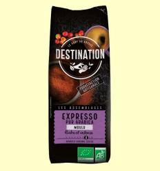 Cafè Mòlt Exprés 100% Aràbica Bio - Destination - 250 grams