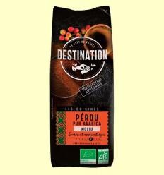 Cafè Mòlt Perú 100% Aràbica Bio - Destination - 250 grams