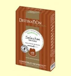 Càpsules de Cafè Bioespresso Selecció 100% Aràbica - Destination - 55 grams