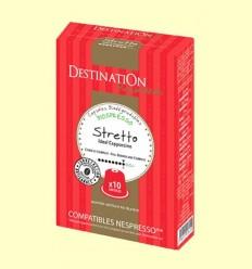 Càpsules de Cafè Exprés Stretto Bio - Destination - 55 grams