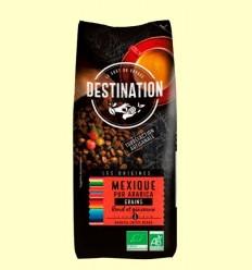 Cafè en Gra Mèxic 100% Aràbica Bio - Destination - 250 grams