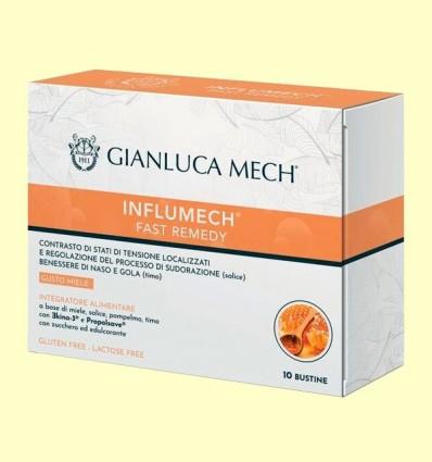 Influmech Fast Remedy - Gianluca Mech - 10 sobres