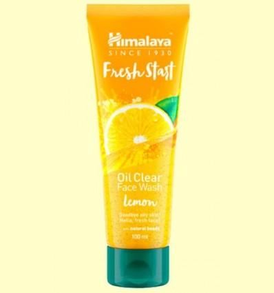 Netejador Facial Fresh Start Llimona - Himalaya - 100 ml