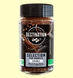 Cafè Soluble Liofilitzat 100% Aràbica Bio - Destination - 200 grams