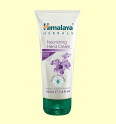 Crema de Mans nutritiva - Himalaya Herbals - 50 ml *