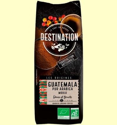 Cafè Mòlt Guatemala 100% Aràbica Bio - Destination - 250 grams